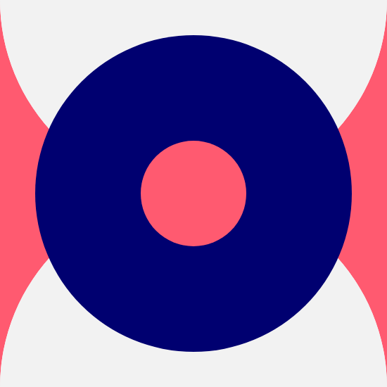 Concentric Dot Form
