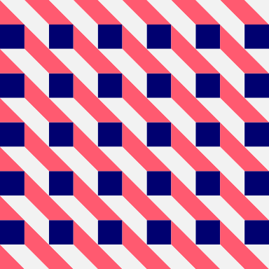 Square Stripe Form