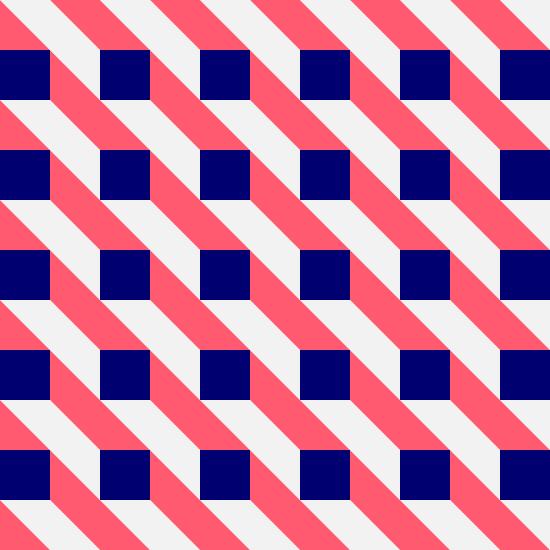 Square Stripe Form