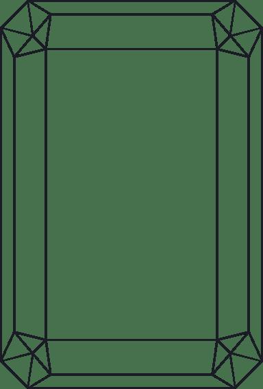 Angled Line Frame