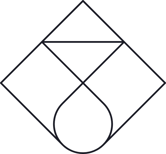 Looped Square Glyph
