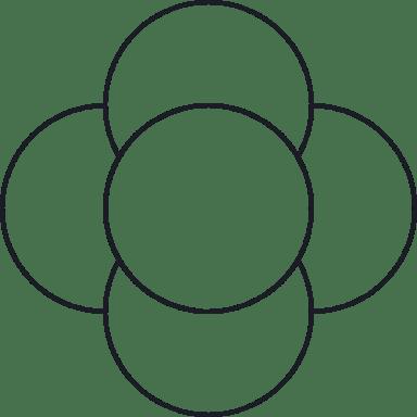 Flower Circle Glyph