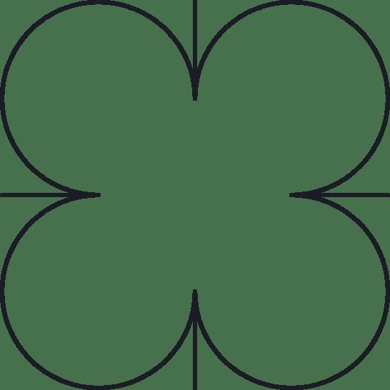 Four Circle Glyph