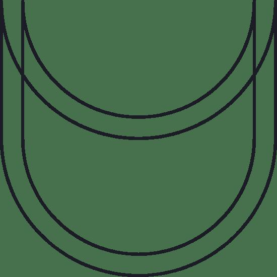 Hanging Line Glyph