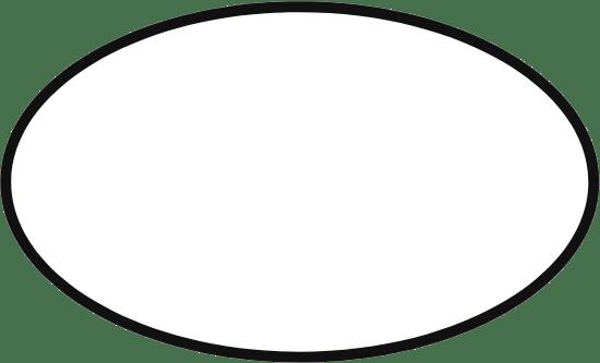 An Open Oval