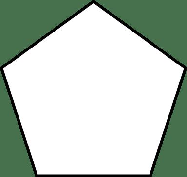 Light Pentagon