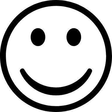 Regular Smiley Face
