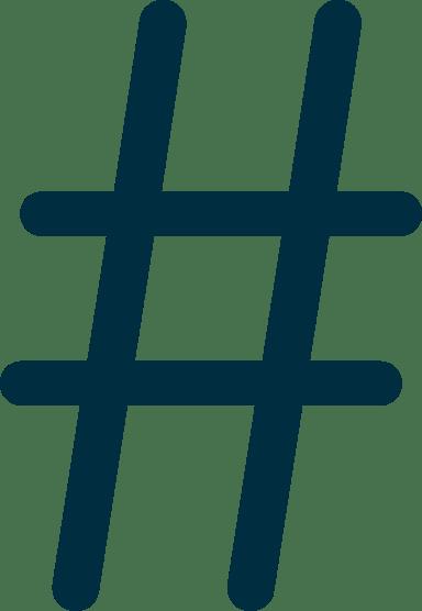 Precise Hashtag