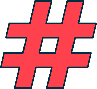 Substantial Hashtag