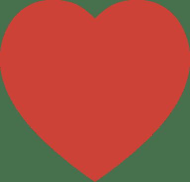 Puffed Heart