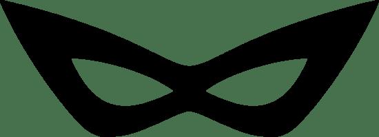Pointed Eye Mask