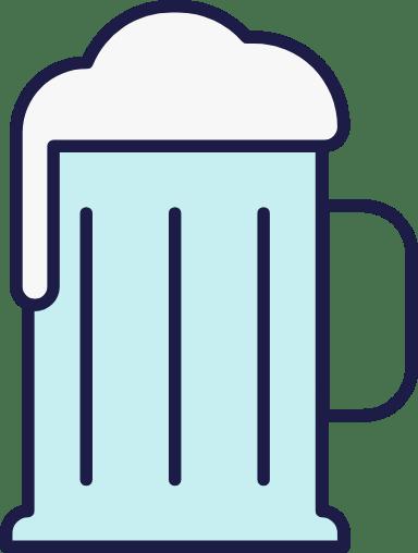 Iconic Beer Mug
