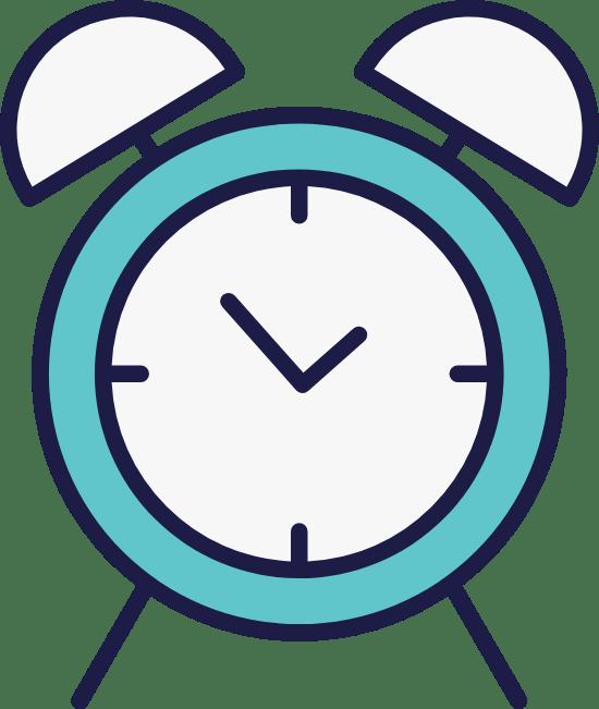 Iconic Alarm Clock