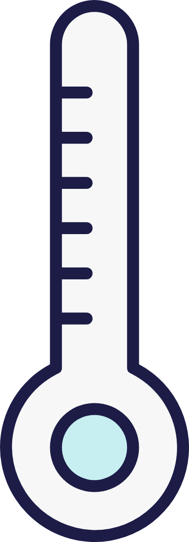 Iconic Thermometer