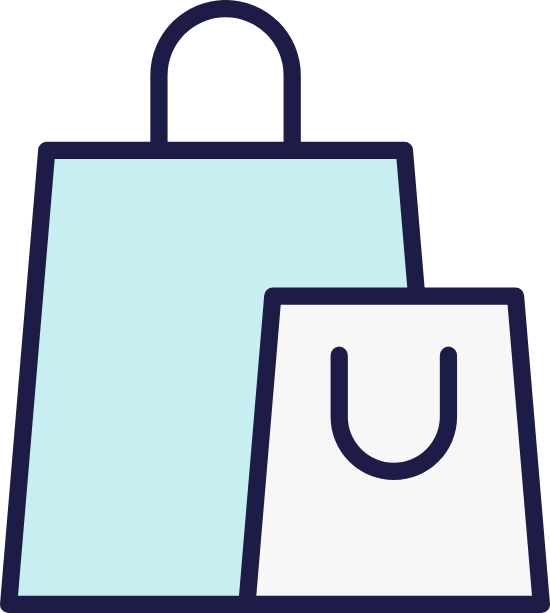 Iconic Shopping Bags