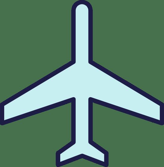 Iconic Airplane