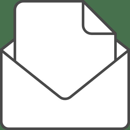 Stark Filled Envelope