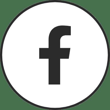 Circle Black Facebook
