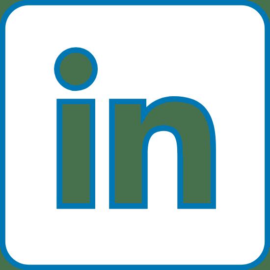 Edged Empty LinkedIn