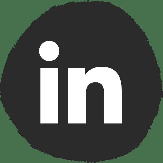 Coarse Black LinkedIn