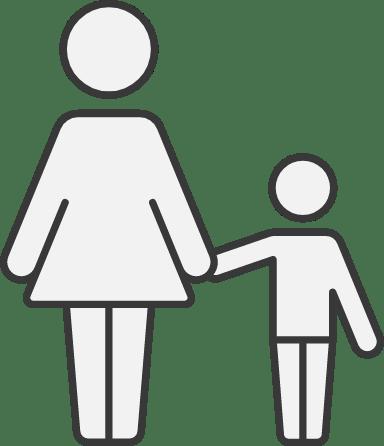 Woman & Son