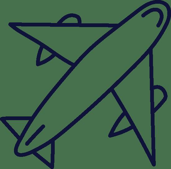 Plain Diagonal Plane