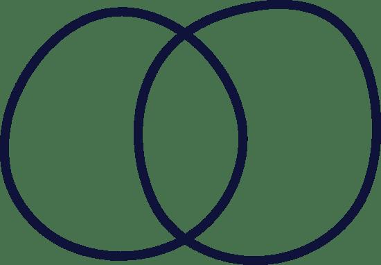 Plain Double Venn
