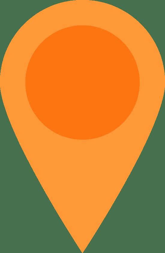 Sturdy Map Pin