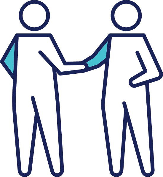 Greeting People