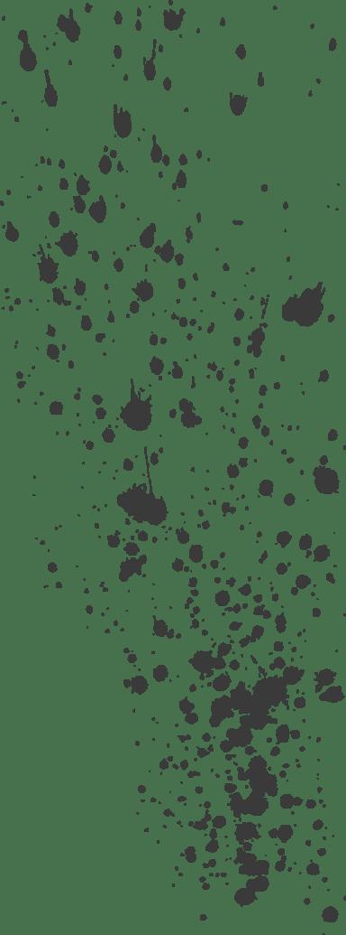 Sprayed Splatter