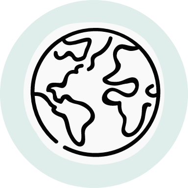 Basic World Globe