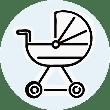 Basic Baby Stroller