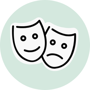 Basic Drama Masks