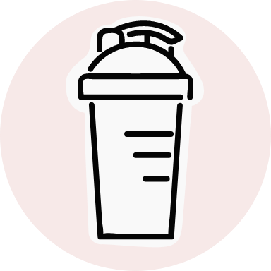Basic Shake Bottle