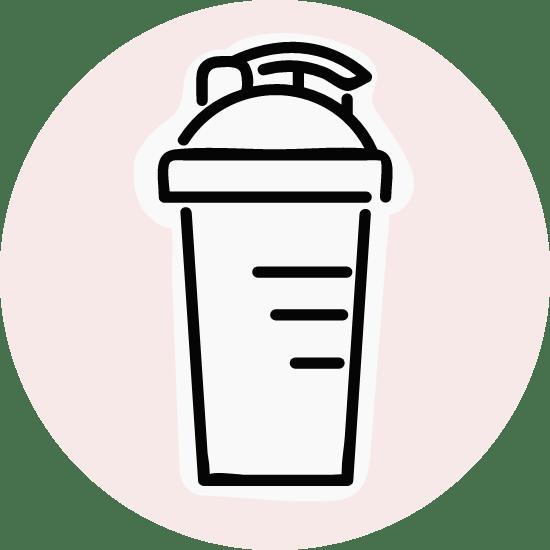 Basic Shake Bottle