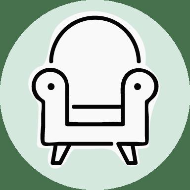 Basic Club Chair