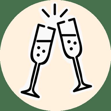 Basic Champagne Salute