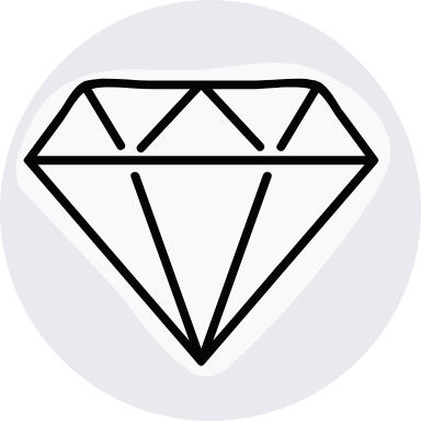 Basic Diamond Gem