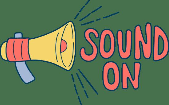 Sound On Megaphone