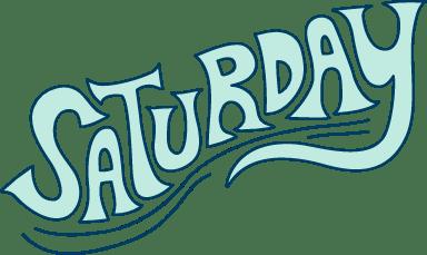 Groovy Saturday