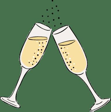 Champagne Cheers