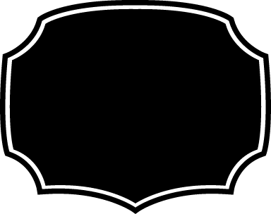 Dark Symmetrical Badge