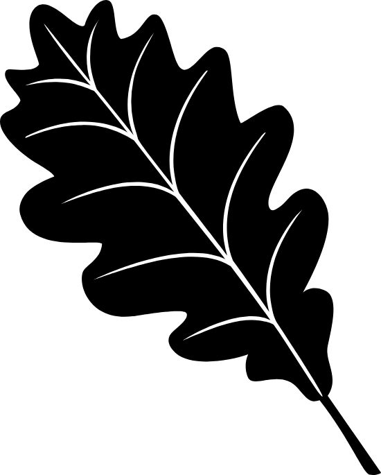 Dark Oak Leaf