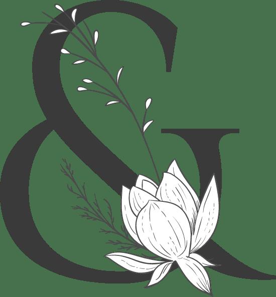 "Leafy Letter ""&"""