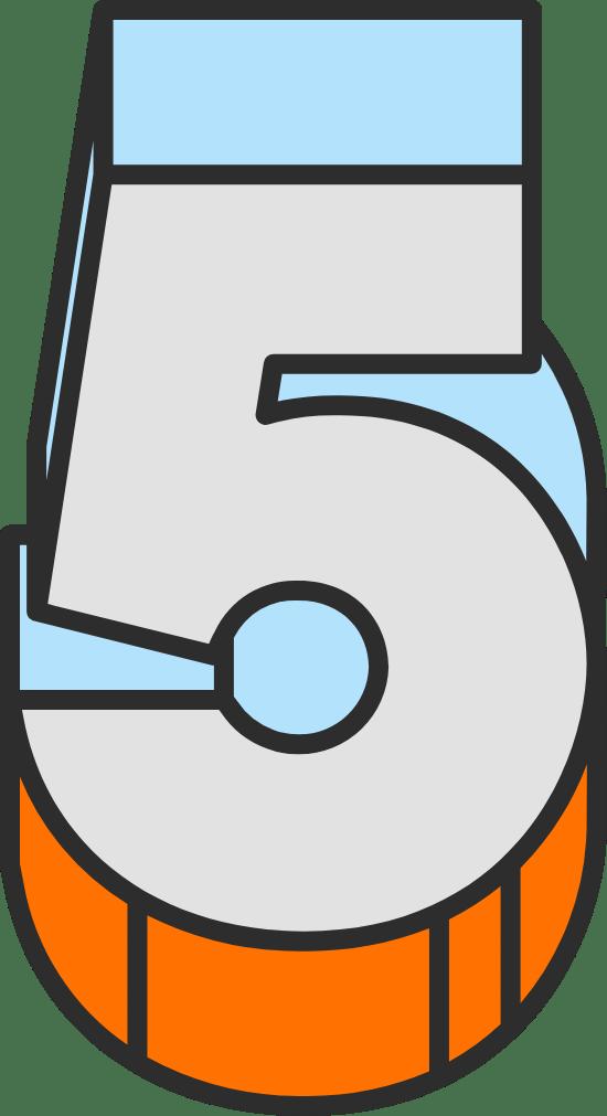 "Dimension Number ""5"""