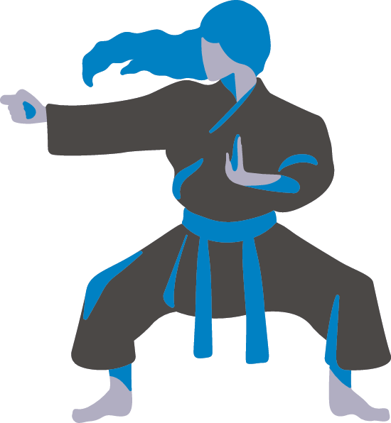Karate Block