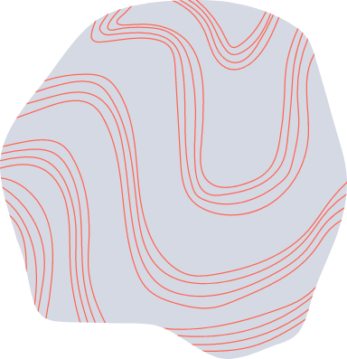 Wavy Line Blob