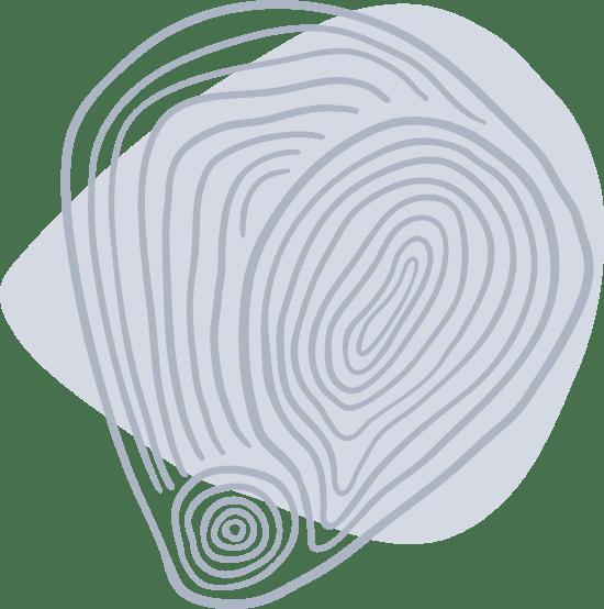 Laminated Line Blob