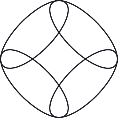Four Looped Glyph