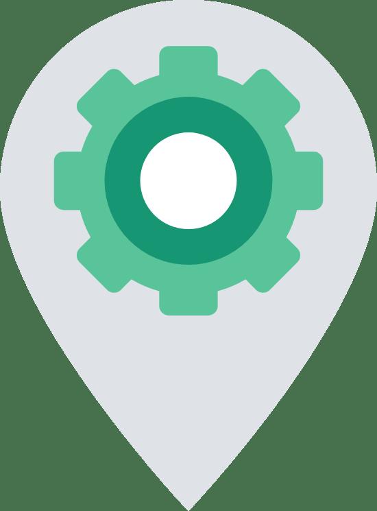 Settings Pin